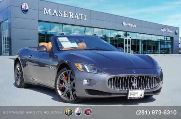2017 Maserati GranTurismo Base