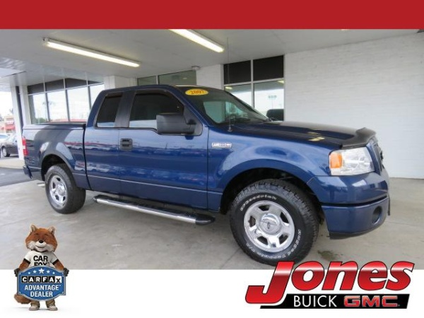 2007 Ford F 150 Stx Supercab 145 Rwd For Sale In Sumter Sc Truecar