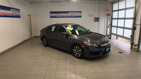 2018 Honda Civic in Auburn, MA