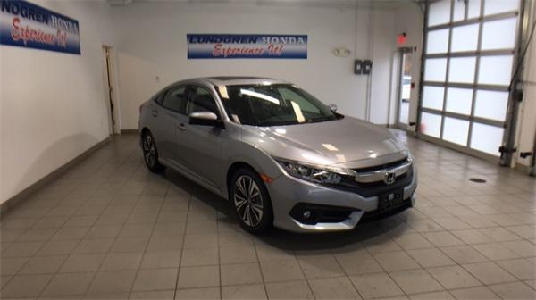 2019 Honda Civic EX-L