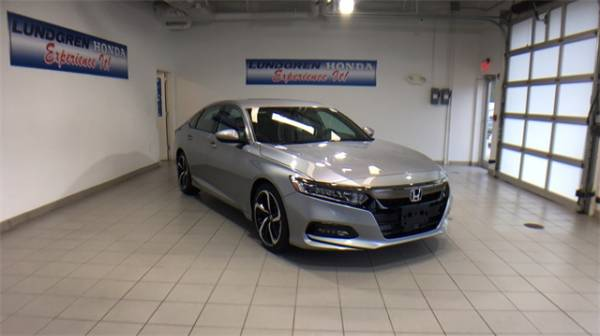2018 Honda Accord in Auburn, MA