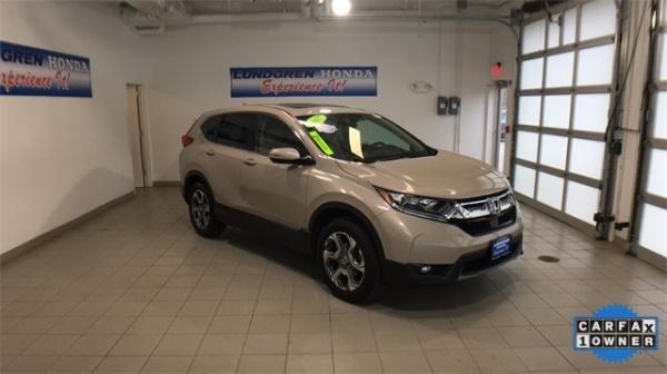 2017 Honda CR-V in Auburn, MA