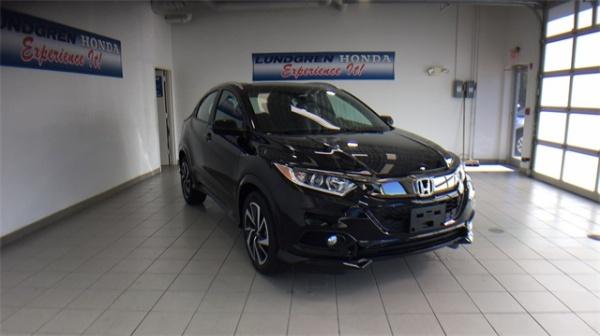 2019 Honda HR-V in Auburn, MA
