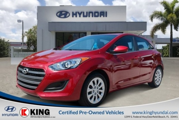 2017 Hyundai Elantra in Deerfield Beach, FL