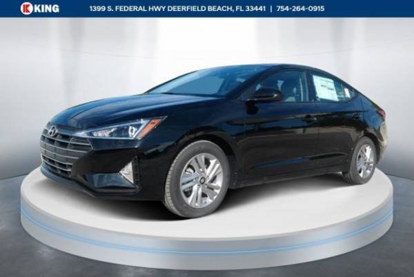 2020 Hyundai Elantra in Deerfield Beach, FL