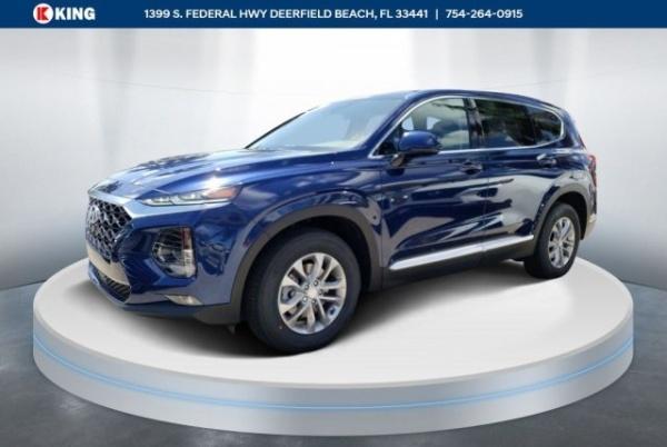2020 Hyundai Santa Fe in Deerfield Beach, FL