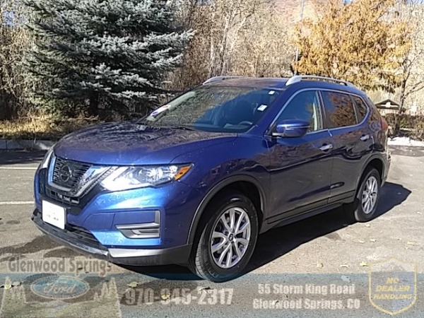 2018 Nissan Rogue in Glenwood Springs, CO