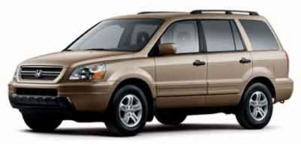 2004 Honda Pilot in Bountiful, UT