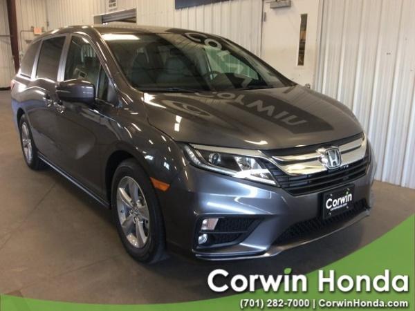 2020 Honda Odyssey in Fargo, ND