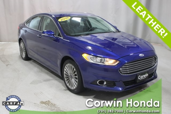 2016 Ford Fusion in Fargo, ND