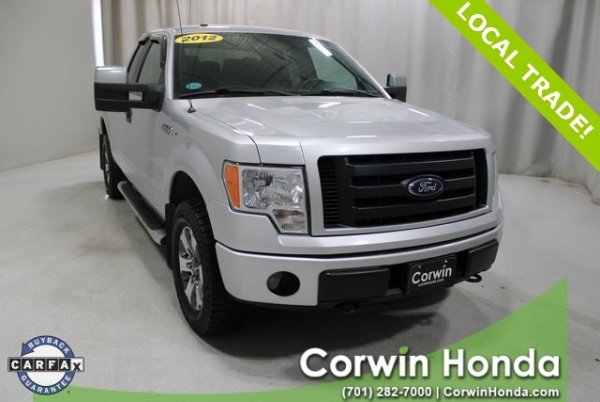 2012 Ford F-150 in Fargo, ND