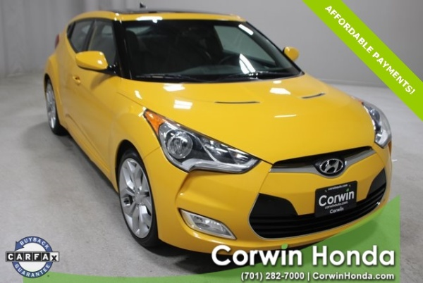 2015 Hyundai Veloster in Fargo, ND