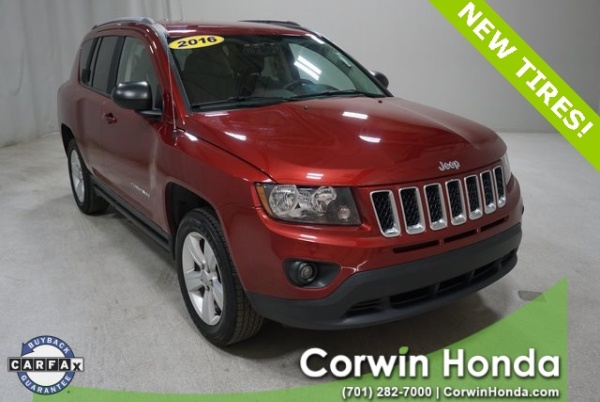 2016 Jeep Compass in Fargo, ND