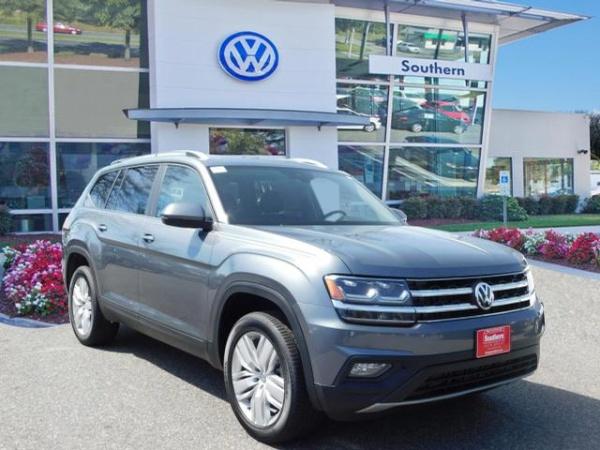 2019 Volkswagen Atlas V6 SE