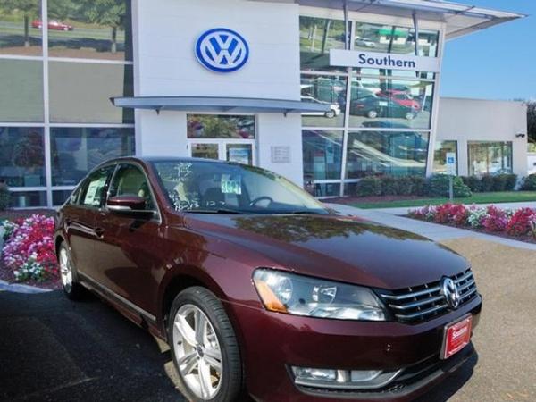 2013 Volkswagen Passat in Chesapeake, VA