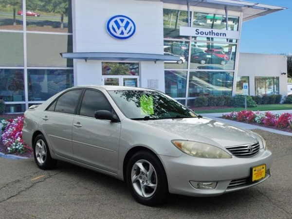 toyota camry 2.4l inline-4 gas