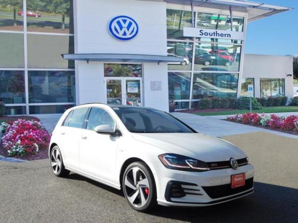 2019 Volkswagen GTI Autobahn