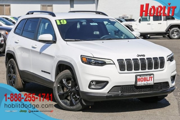 2019 Jeep Cherokee in Woodland, CA
