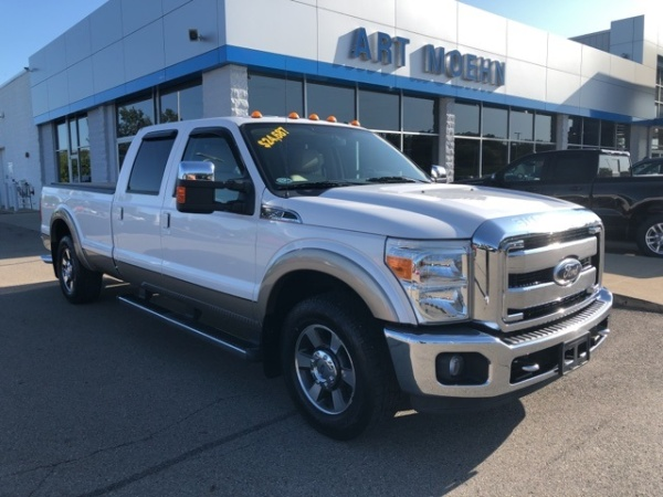 2011 Ford Super Duty F-350 Lariat