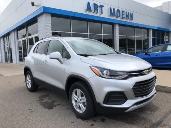 2019 Chevrolet Trax in Jackson, MI