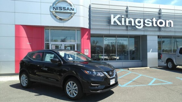 2020 Nissan Rogue Sport in Kingston, NY