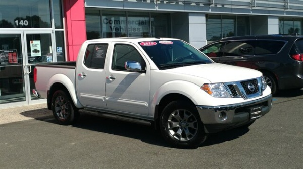 Nissan Kingston Ny >> 2019 Nissan Frontier Sl Crew Cab 4wd Automatic For Sale In