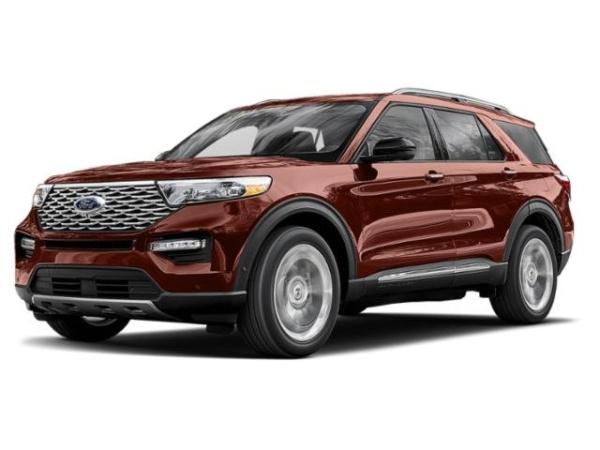 2020 Ford Explorer in American Fork, UT