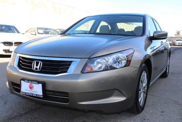 2009 Honda Accord Sedan 4dr I4 Auto LX $10,995 Hayward, CA