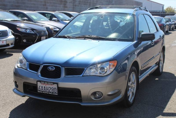 2007 Subaru Impreza in Hayward, CA