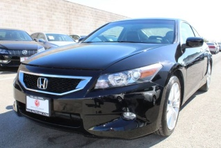 Used 2009 Honda Accord EX L V6 Coupe Automatic For Sale In Hayward, CA