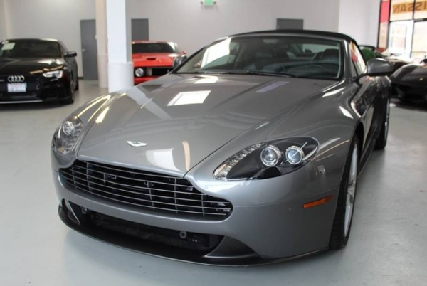 2012 Aston Martin V8 Vantage in Walnut Creek, CA