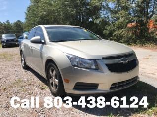 Used Chevrolet Cruzes for Sale in Columbia, SC | TrueCar
