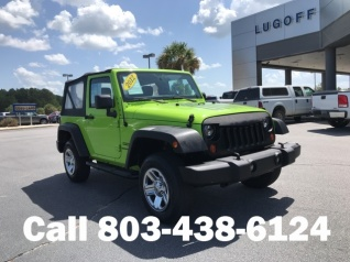 Jeep Wrangler For Sale In Sc >> Used Jeep Wranglers For Sale In Columbia Sc Truecar