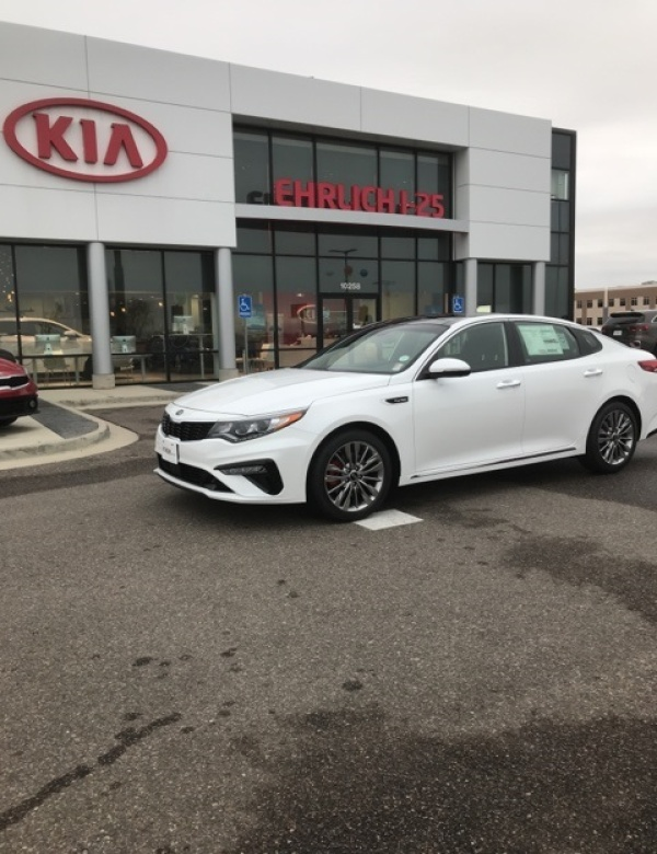 2019 Kia Optima SX