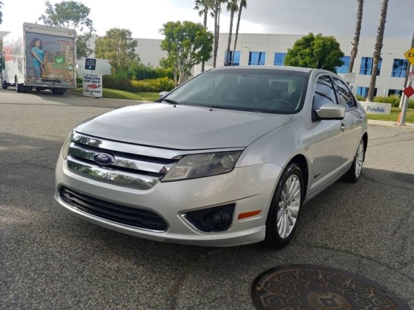 2010 Ford Fusion