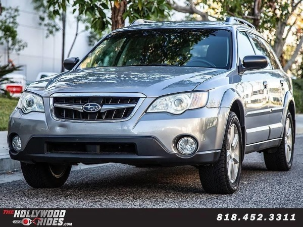 manual subaru outback 2008