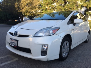 9b4780245d 2010 Toyota Prius Two for Sale in Van Nuys