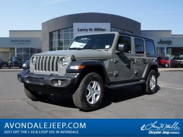 2020 Jeep Wrangler in Avondale, AZ