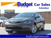 2016 Chrysler 200 Touring FWD for Sale in Columbus, GA