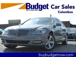 High Quality Used 2011 Mercedes Benz S Class S 550 4MATIC Sedan For Sale In Columbus