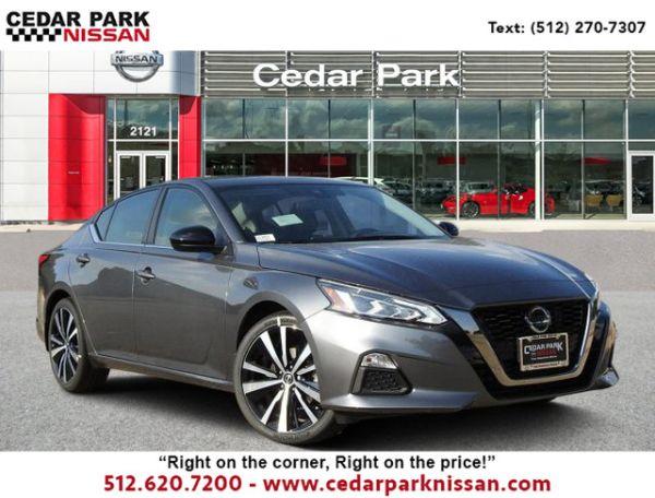 2020 Nissan Altima in Cedar Park, TX