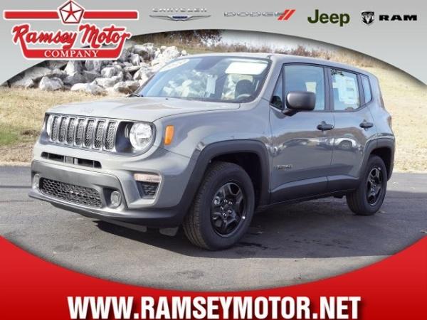 2020 Jeep Renegade in Harrison, AR