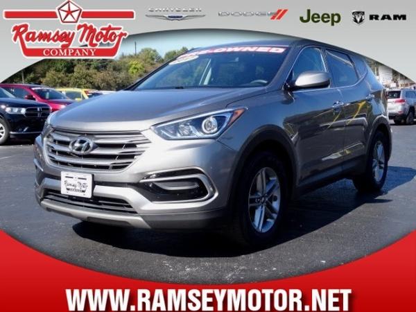2017 Hyundai Santa Fe Sport in Harrison, AR