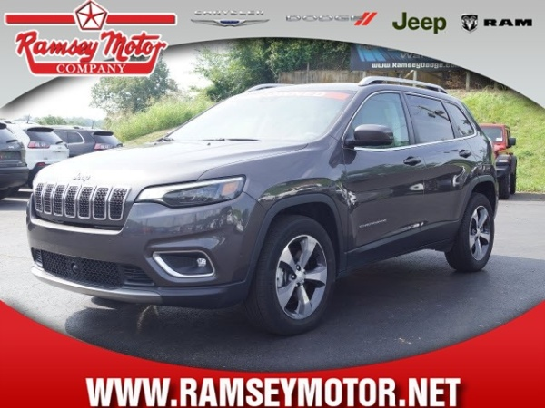 2019 Jeep Cherokee in Harrison, AR