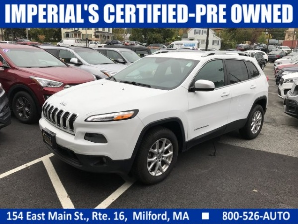 2015 Jeep Cherokee in Milford, MA