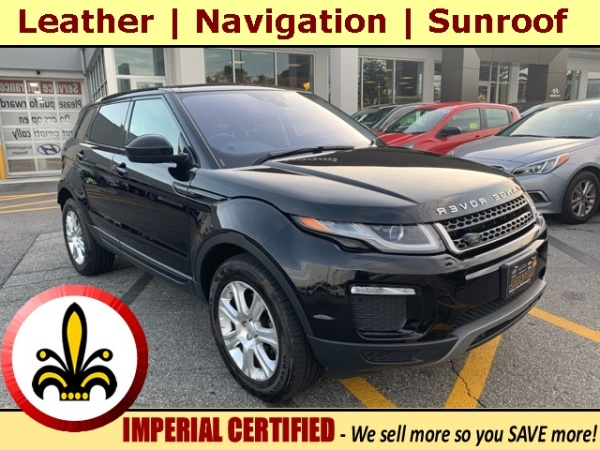 Land Rover Milford >> 2018 Land Rover Range Rover Evoque Se Premium 5 Door For Sale In