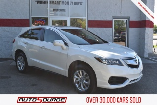 2017 Acura Rdx Fwd With Technology Package For In Boise Id