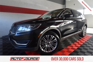 2017 Lincoln Mkx Reserve Fwd For In Boise Id