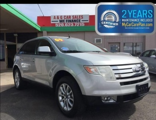 Ford Edge Sel Fwd For Sale In Tucson Az