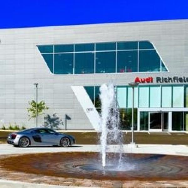 2010 Audi Q7 in Richfield, MN